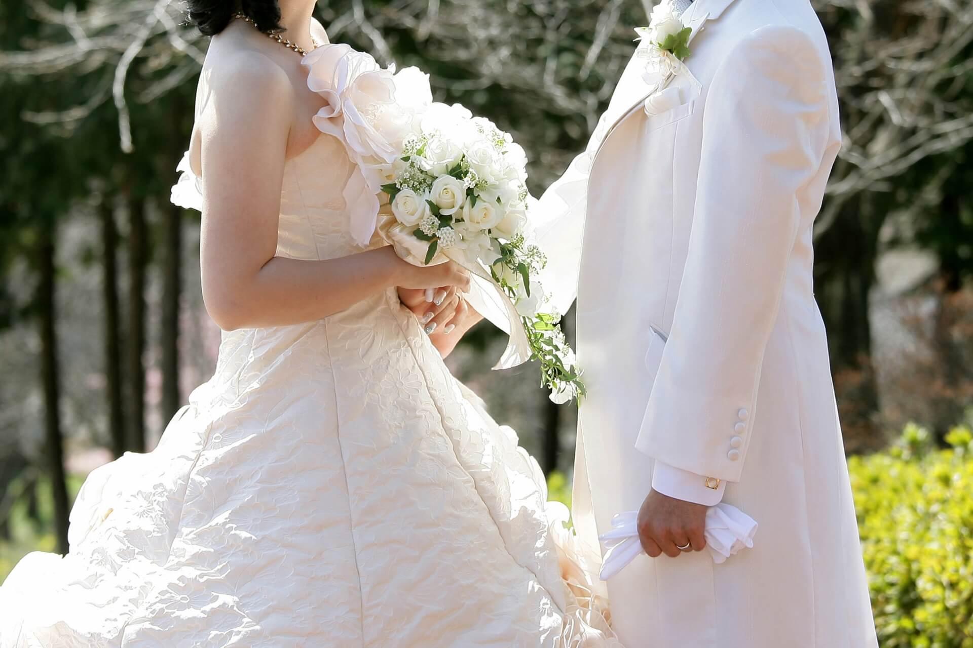 【結婚式】人生で一番私が輝く時。花嫁さんのドレスからヘアスタイル・ゲストの服装からヘアスタイルまで徹底解説!!